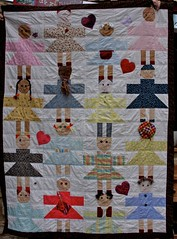Iz's quilt (judy dean) Tags: quilt craft