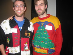 Ugly Sweater Cntest