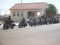 Start the ride (THMC) Tags: ride top biker hatters