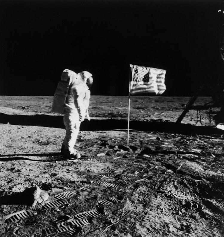 The Moon Landing Conspiracy