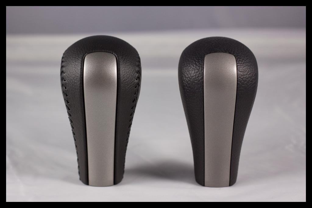 Honda Crosstour Leather Shift Knob Comparison Pictures ...