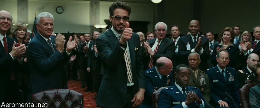Iron Man 2 Trailer 2 Congress