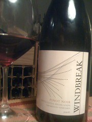 2006 Windbreak Pinot Noir