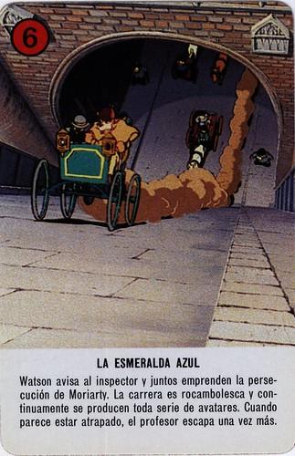 La esmeralda azul 6