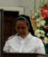 Sr. Cecilia Torres RGS
