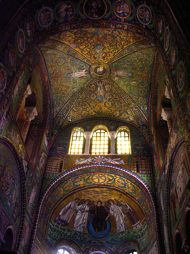 Apse and vault
