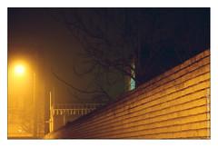 Foggy Feeling 1 (pedramatic) Tags: fog wall night canon iran feel foggy feeling  esfahan  isfahan         pedram      platinumphoto canoneos450d     pedramatic    20091219      0327am 28 13880928        foggyfeeling