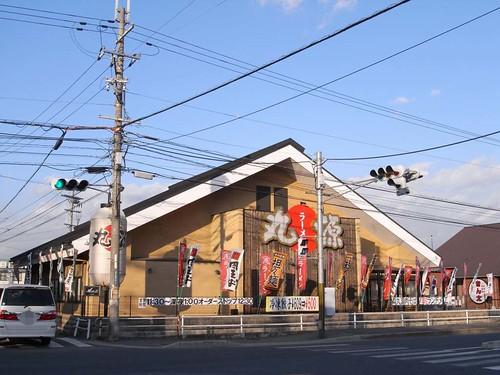 丸源ラーメン(二条大路店)@奈良市-01