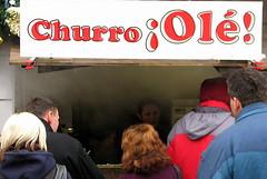 Steamy! (Krasny Fotograf) Tags: christmas republic czech market ole brno spanish delicacy churro spanelska pochoutka