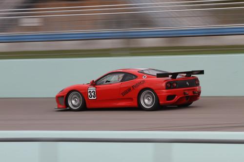 Homestead Miami Speedway 20Dec09
