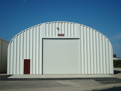 SteelMaster Metal Prefabricated Military Storage