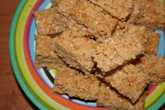 #545 Rice Crispy Treats