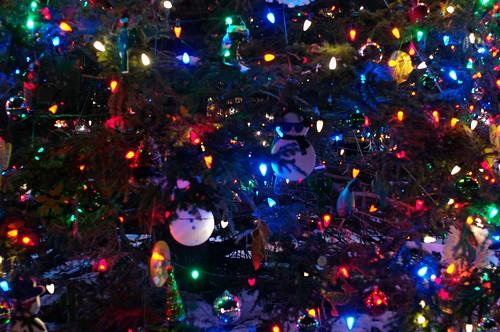 Capitol Tree Ornaments, 2009