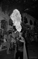 Positano - Fire eater (Nicola Prisco) Tags: mangiafuoco fireeater