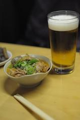 雜煮&啤酒
