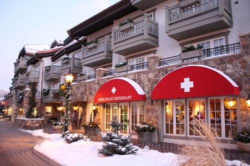 Vail Village- Swiss Chalet