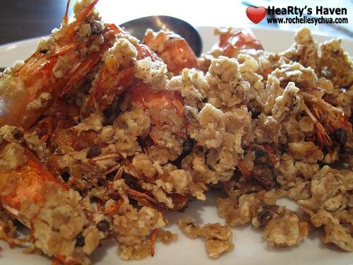cereal prawns crustasia