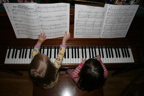 our little duet