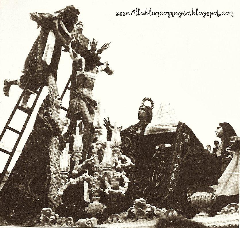 Santísimo Cristo de las Cinco Llagas y Ntra. Sra. de la Concepción. 196..