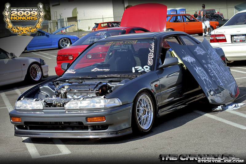 K20 DA Integra submited images.