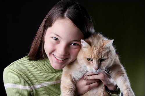 Rachel and Tiger
