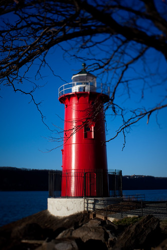 NYC:Uptown: The little lighthouse that could