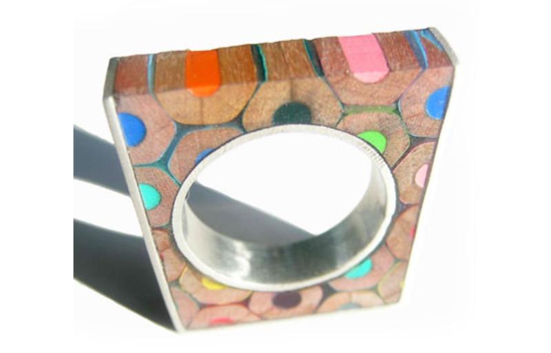 Maria Cristina Belluci pencil jewelry 6