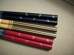 Christmas Chopsticks