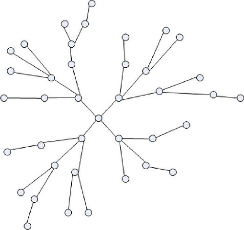 Network Tree Diagram