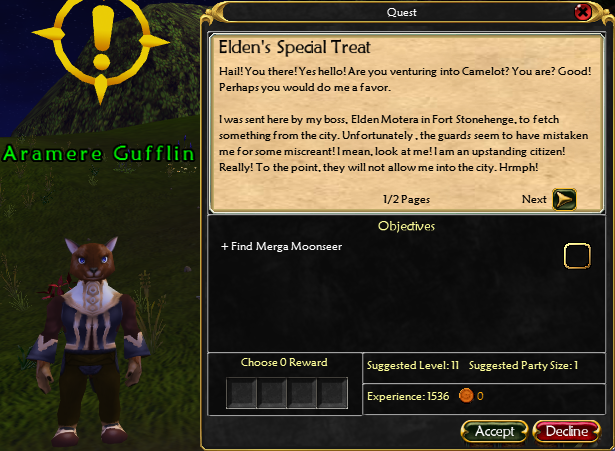 Anglorum / Quest / Elden's Special Treat (Pt 1 + 2) 4271322722_12c8650eaa_o