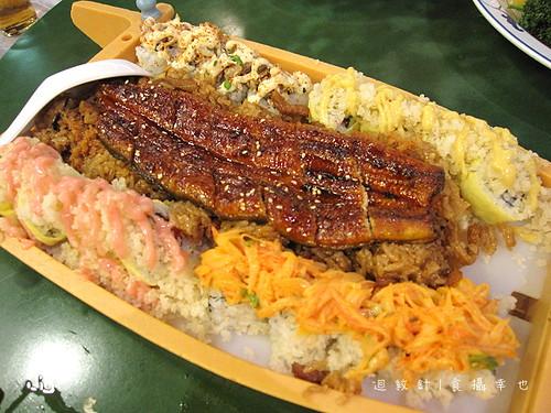 新東南鰻魚油飯