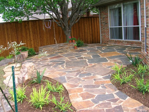 Patios yard landscaping