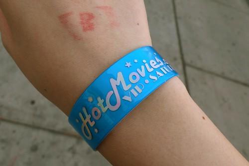 my wristband