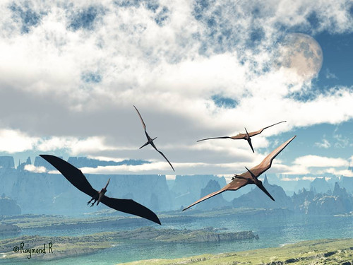 Prehistoric Flight