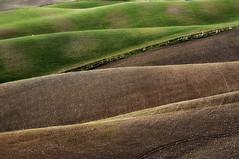 Tsunami di terra -Tsunami of land (carlo tardani (absent for four days )) Tags: verde landscape campagna terra colori marrone gmt supershot nikond300 artofimages bestcapturesaoi gennaio2012challengewinnercontest