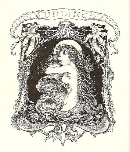 Undine (frontispiece) 1897
