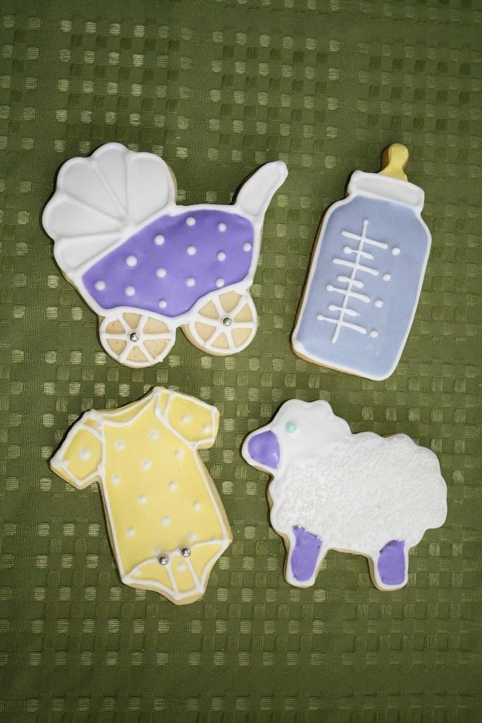 Baby Shower Cookie Assortment