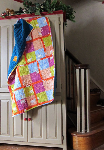 quilt for Iris