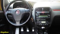 Interior Punto Sporting (eliquine) Tags: punto fiat interior