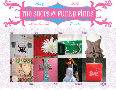 Shops @ Funky Finds Products