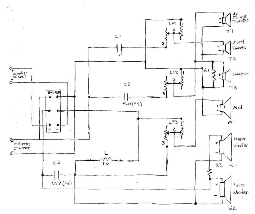 vmps super tower ii speaker rehabilitation | page 2 ... mid tower aspire wiring diagram jvc tower speaker wiring diagram #4