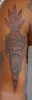 voodoo / witch doctor (Billy Whaley Tattoo) Tags: new black color tattoo ink grey cool skin witch kentucky awesome badass large indiana doctor albany billy louisville voodoo asgard whaley