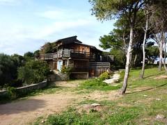 Une résidence du hameau de Ciappili