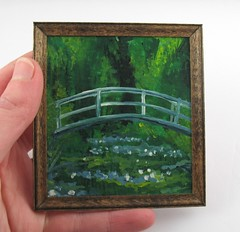 Lily Pond in miniature