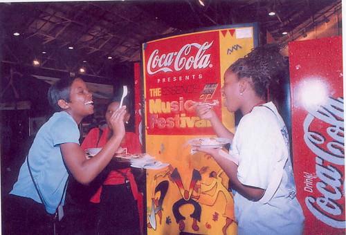Coke Machine Girls