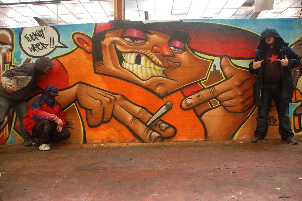du graffiti pour montrer.... 4301323726_c564a76f3d_b