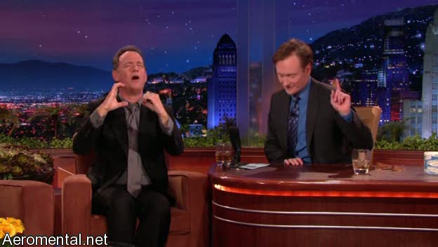 último Conan O'Brien Tom Hanks Coco
