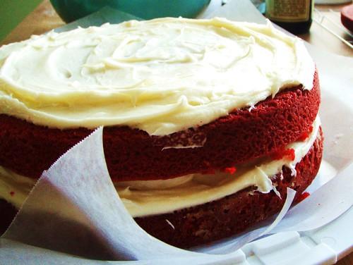 red velvet cake - 41