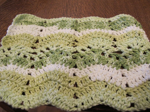 New dishcloth pattern