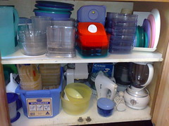 The Tupperware cupboard Pt2